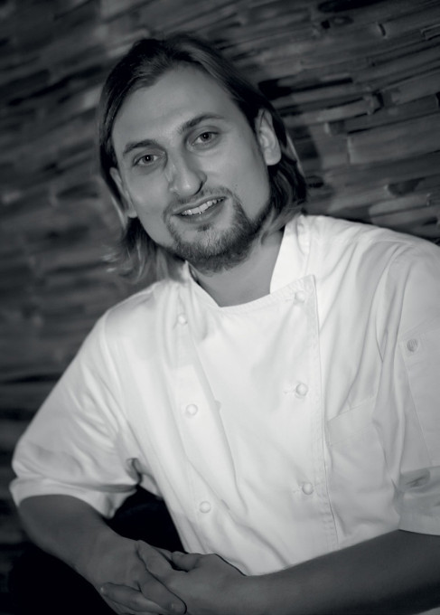 Petr Kunc : restaurace V Zátiší