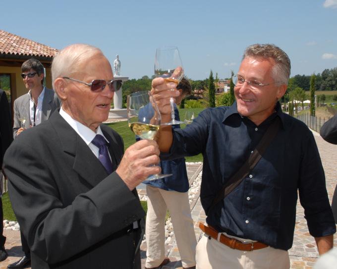 Silvio a Angelo Jermann