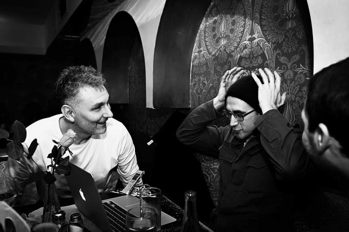 Josef Sedloň & Pavel Bidlo