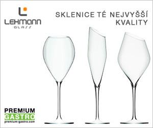 Lehmann - sklenice té nejvyšší kvality