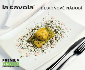 La Tavola - designové nádobí
