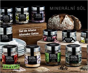 Minerální sůl Sal de Añana