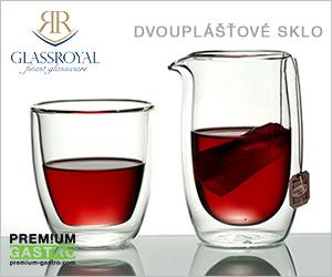 GlassRoyal - dvouplášťové sklo