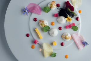 Salát s kozím sýrem a řepou : Petr Kunc