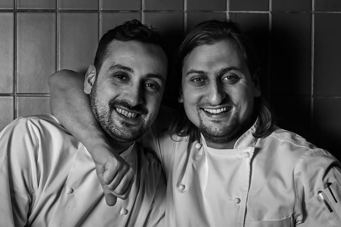 Marco Pilloni (Club Gascon) & Petr  Kunc (SOHO)