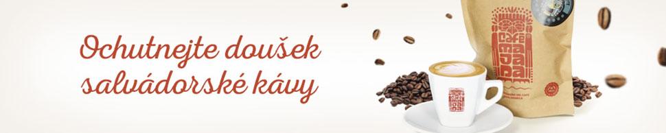 Salvádorská káva